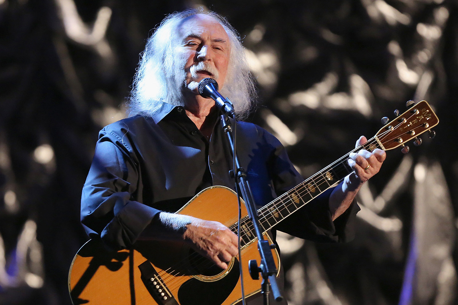 David Crosby Calls Woodstock 50 Organization 'Grubby'