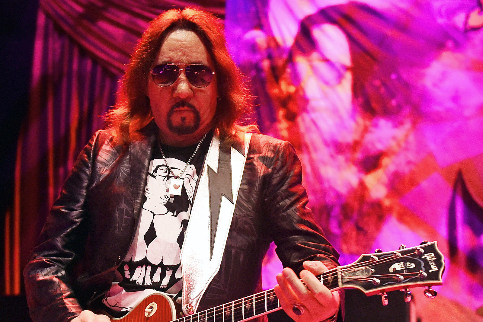 Frehley's Comet to Reunite at Kiss Kruise Fest