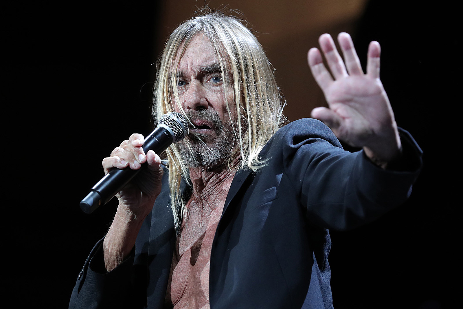 Iggy Pop Hopes to Live to 80 to 'Spite' His Haters