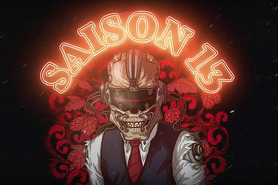 Megadeth Introduce New Saison 13 Beer