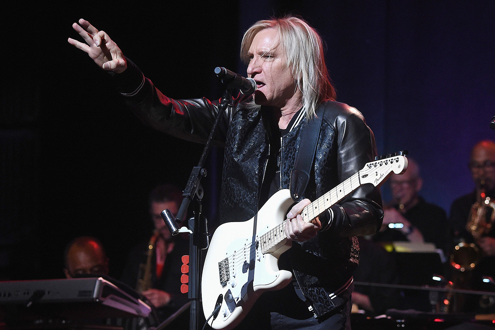 How Joe Walsh's Stage Warm-Up Became 'Life in the Fast Lane'