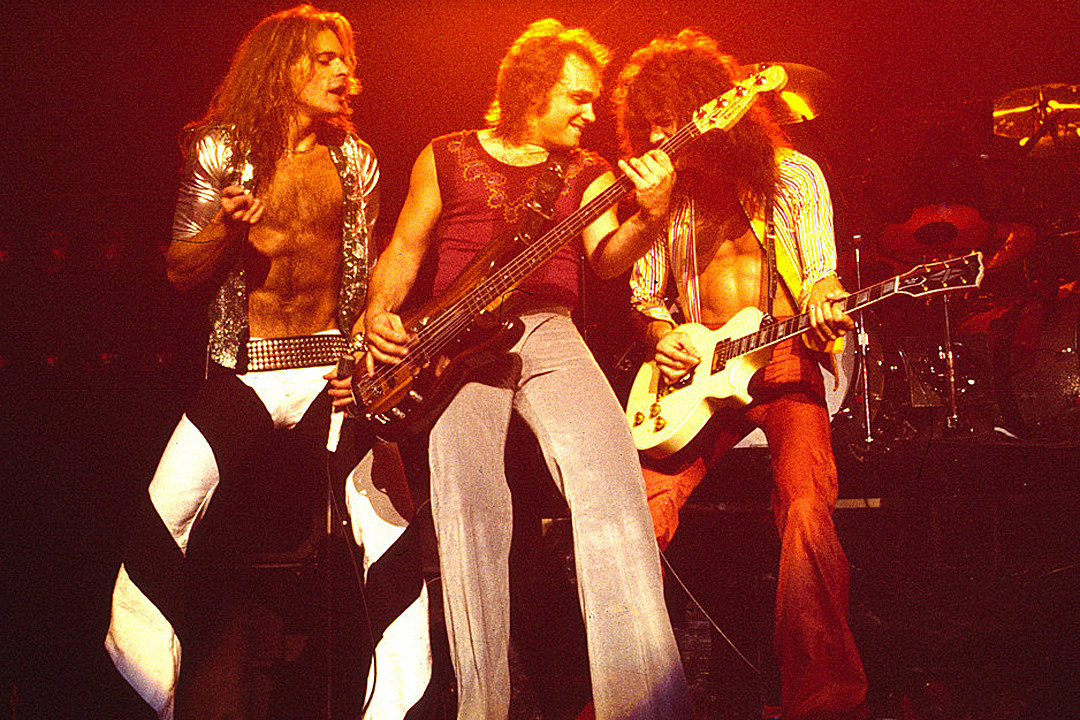 Watch Lost Performance From Van Halen's First World Tour
