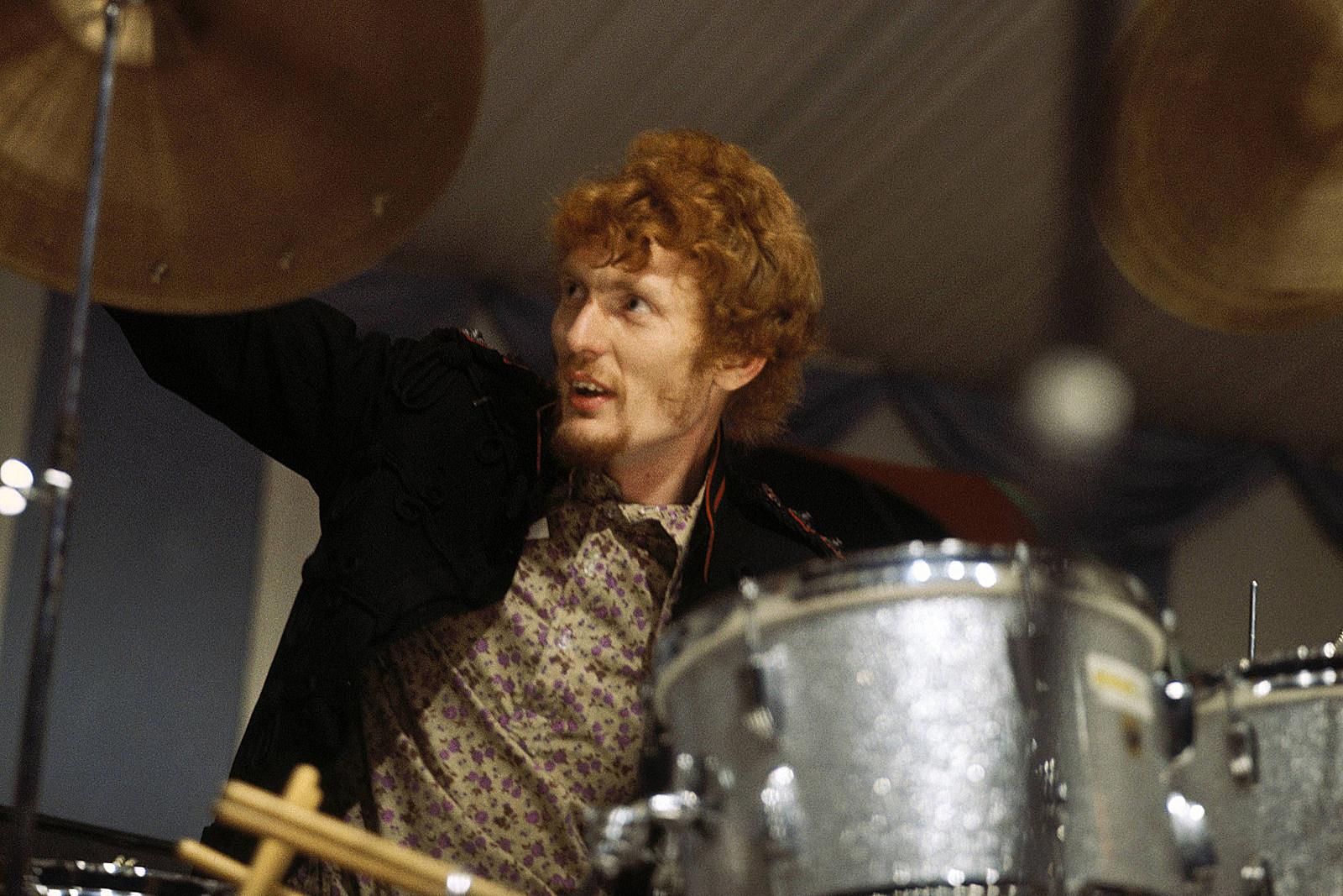 Ginger Baker Dies: Rockers React
