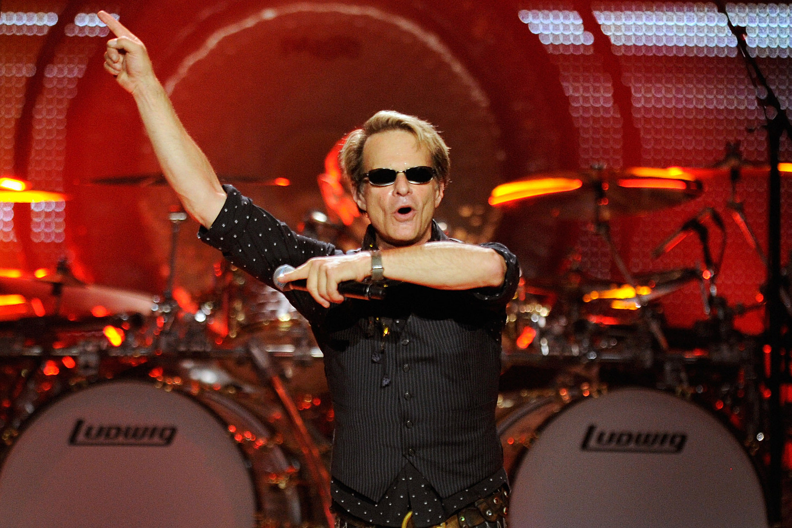 David Lee Roth Takes Most of the Credit for Van Halen's Success