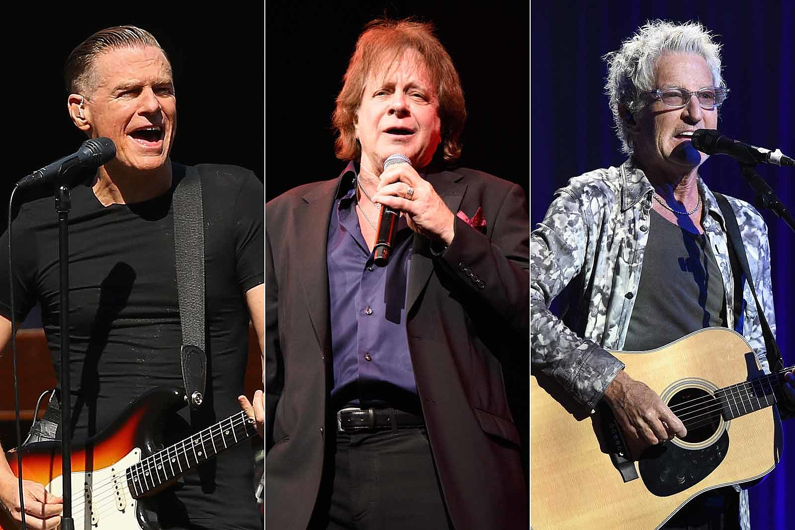 Bryan Adams, REO Speedwagon and More Perform Tributes to Eddie Money