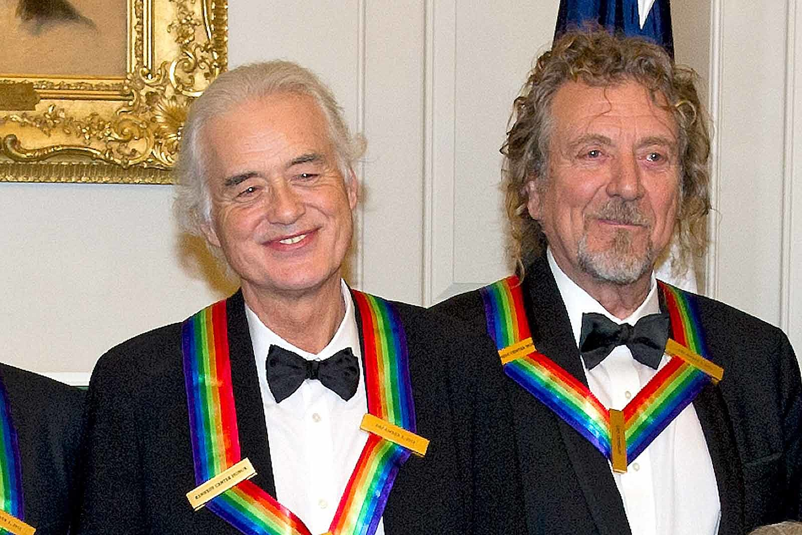 Jimmy Page Slams Robert Plant's 'Cabaret' Comments
