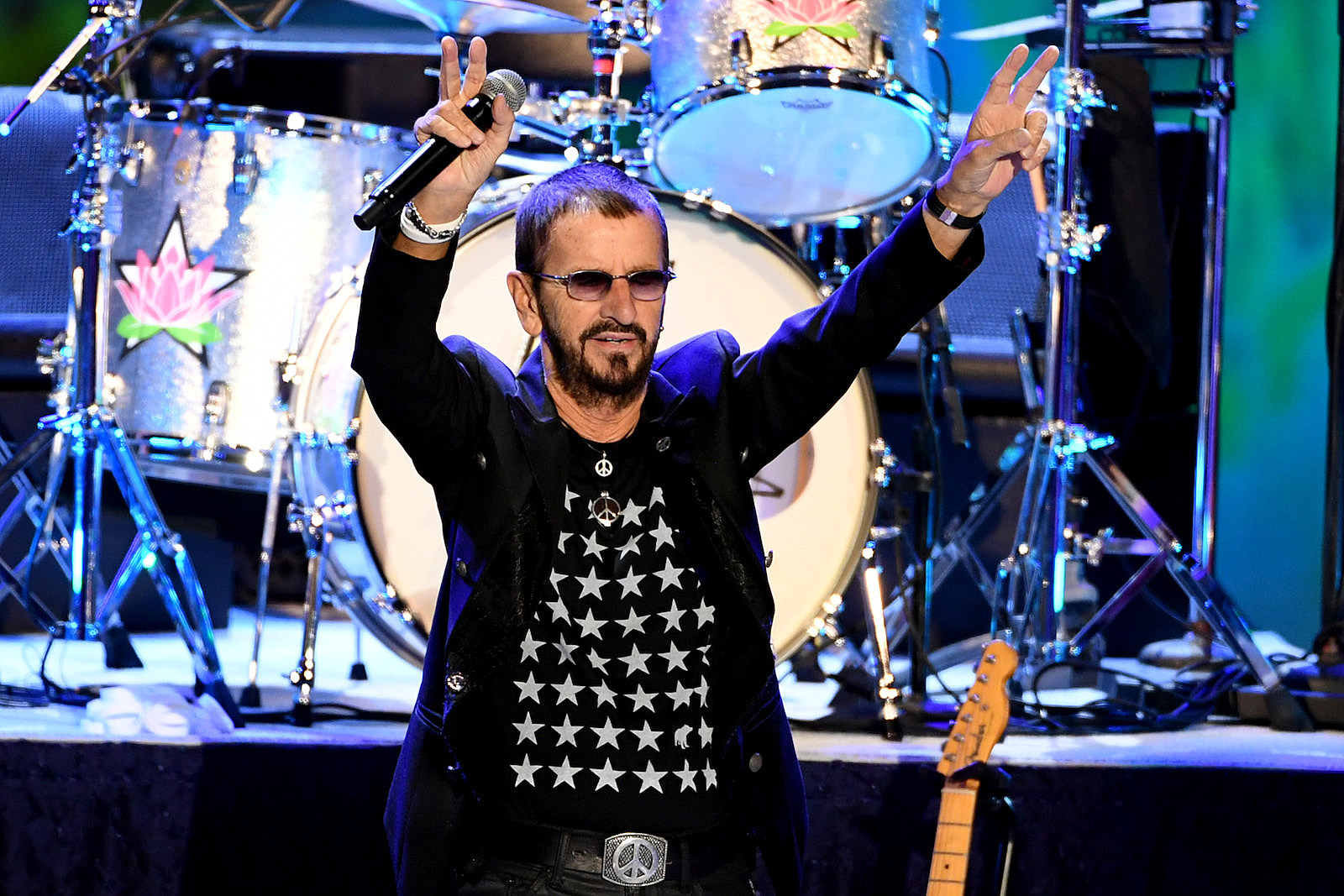 Ringo Starr's New Album Features a Very Special Beatles Moment