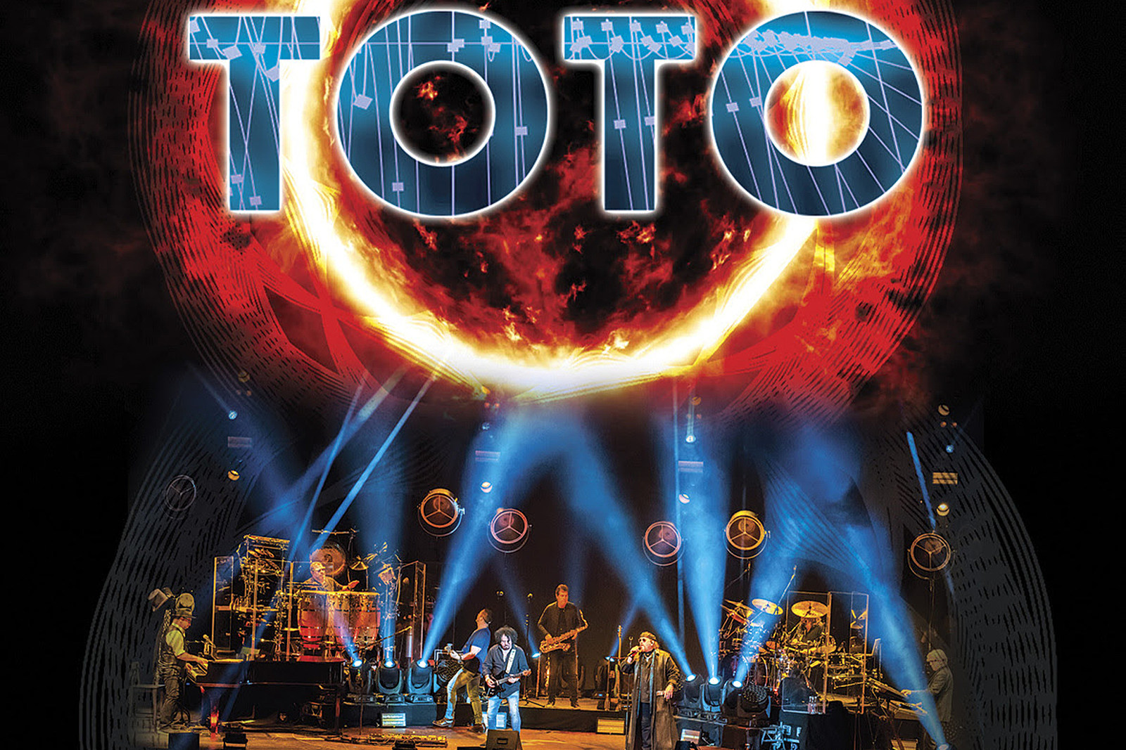 Watch Toto Play 'Dune (Desert Theme)' From New Concert Film