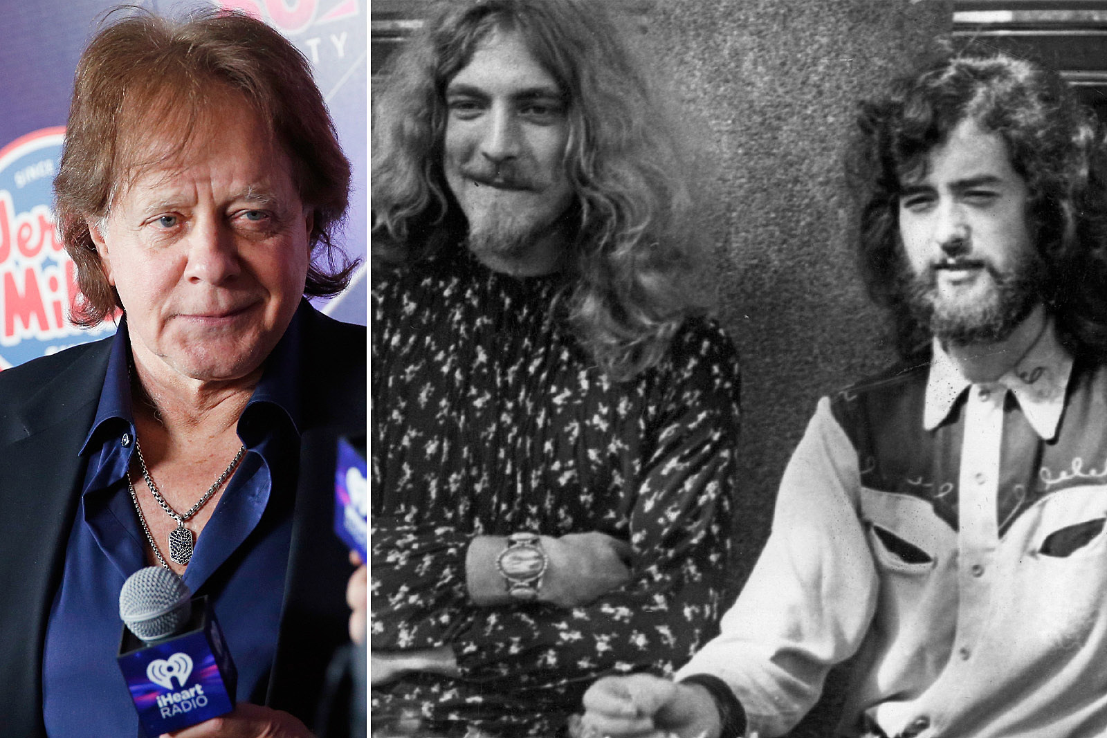 Eddie Money Saw Led Zeppelin's First and Last U.S. Shows