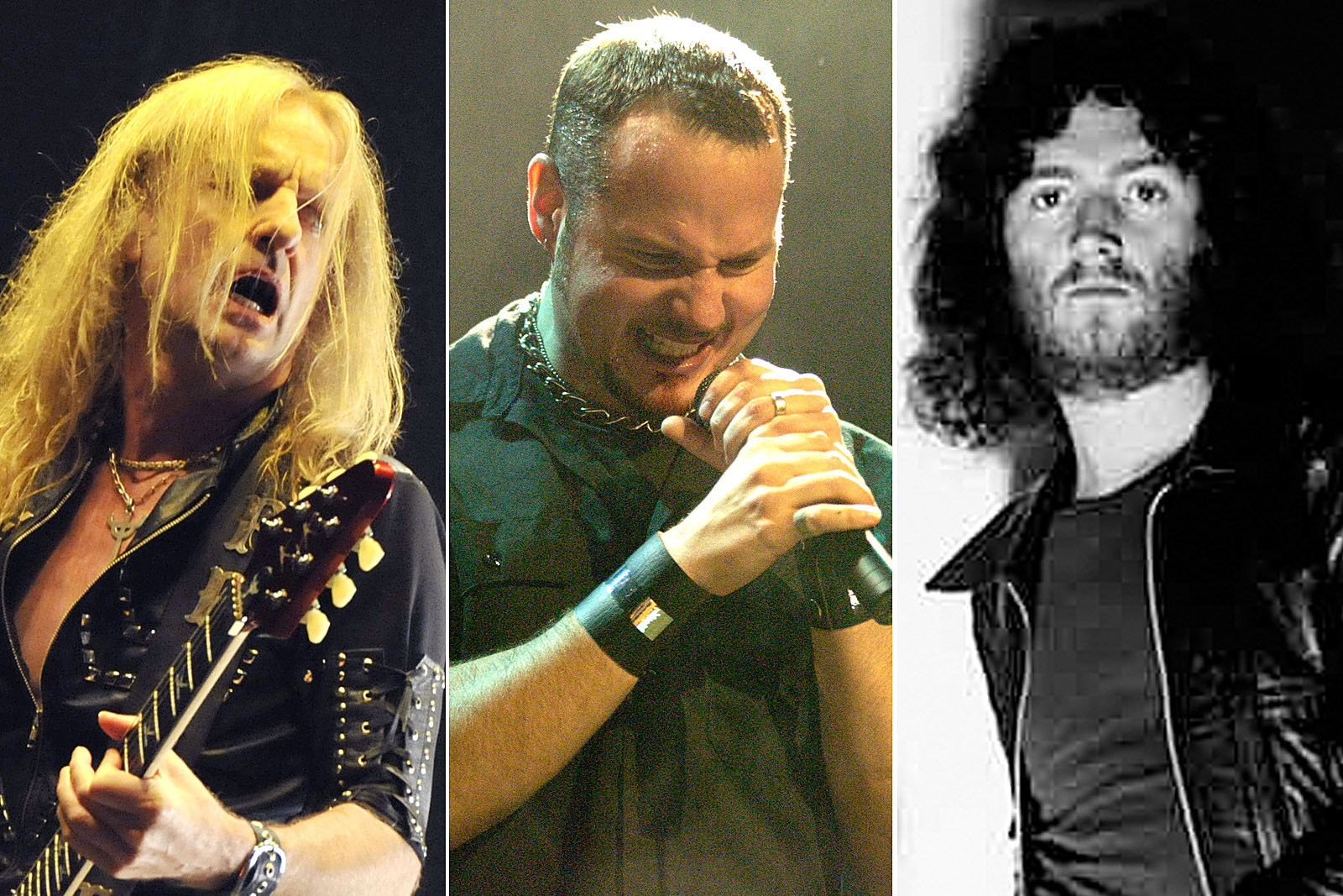 Ex Judas Priest Members K.K. Downing, Tim 'Ripper' Owens and Les Binks to Play Show