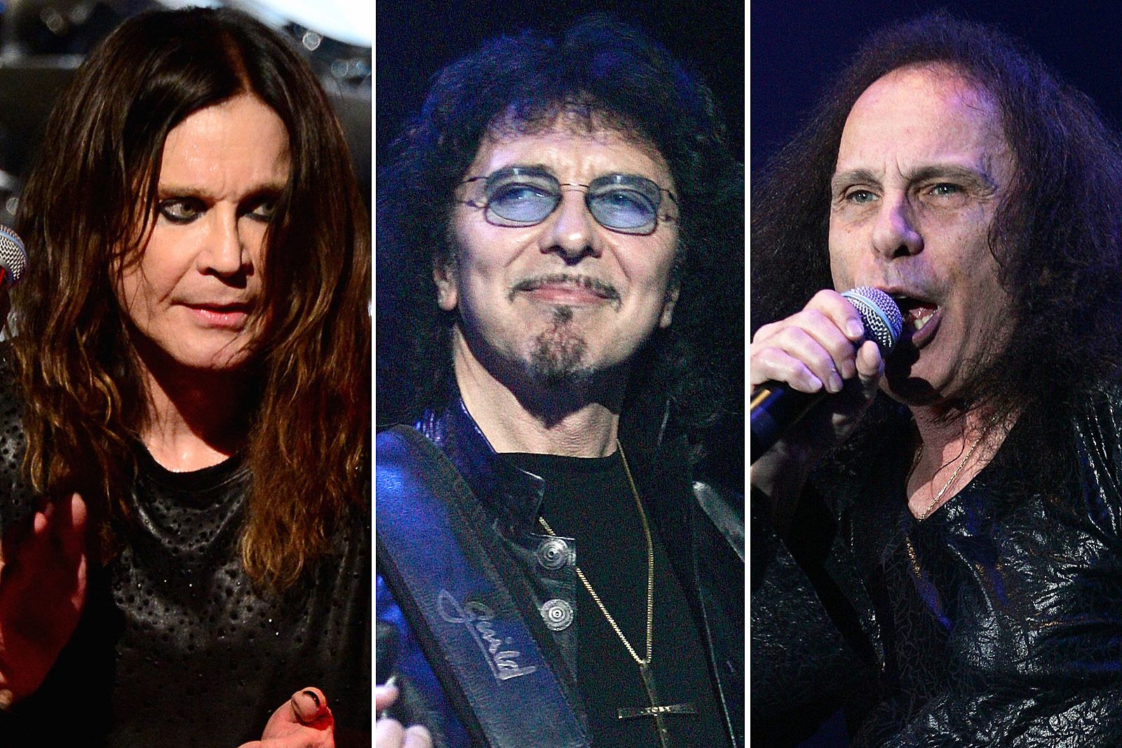 Tony Iommi on Firing Ozzy Osbourne: 'We Had to Do Something'