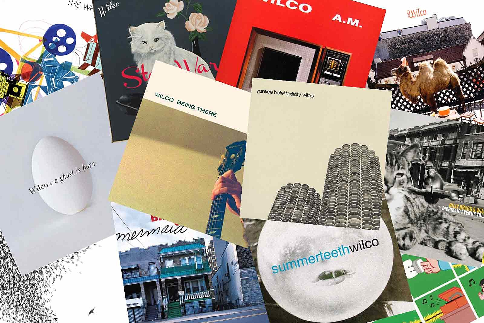 Wilco Albums Ranked Worst to Best