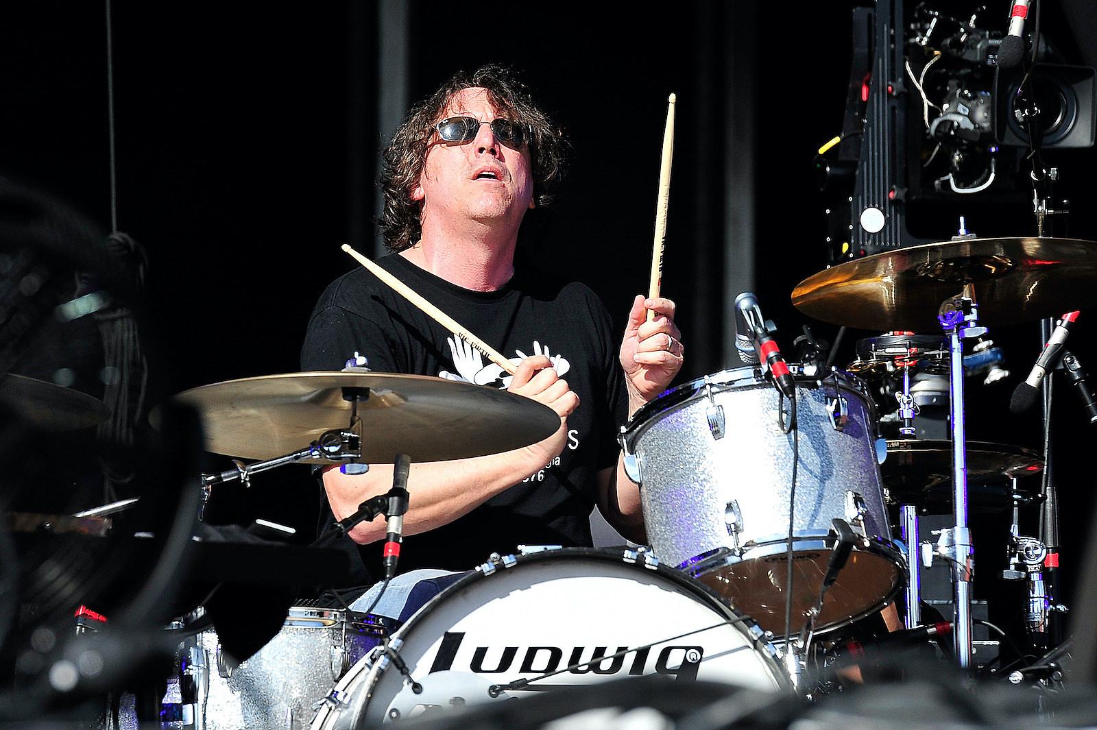 Drummer Steve Gorman Won't Be Part of Black Crowes Reunion