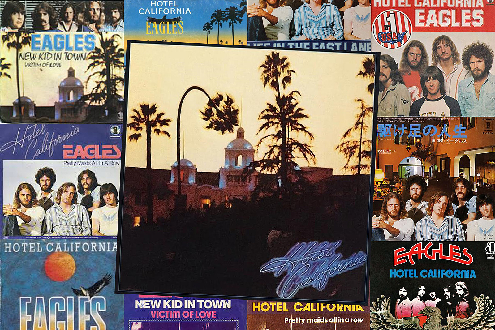 The Story Behind Every Song on Eagles' 'Hotel California'