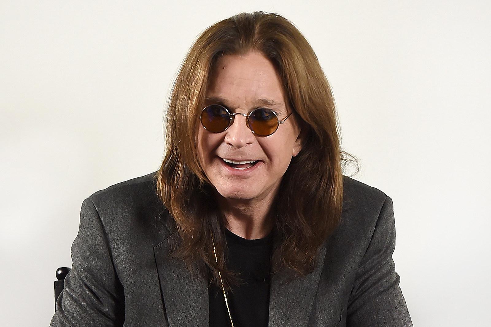 Ozzy Osbourne Postpones European Tour Dates