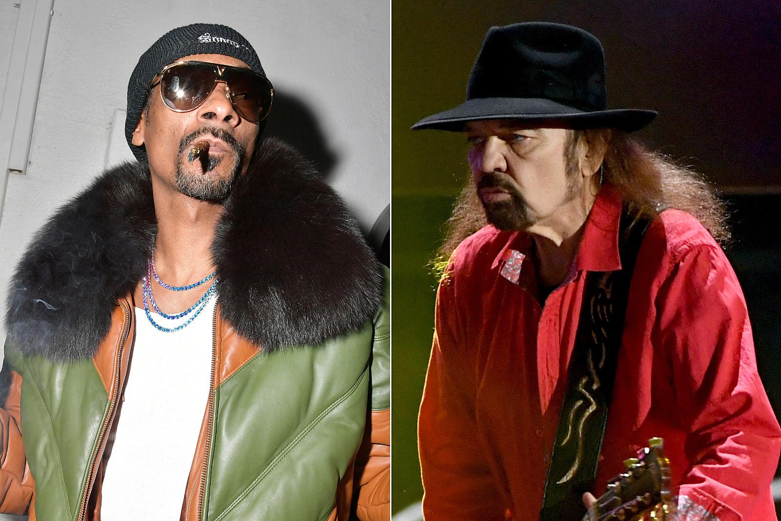 Watch Snoop Dogg Smoke Weed With Lynyrd Skynyrd