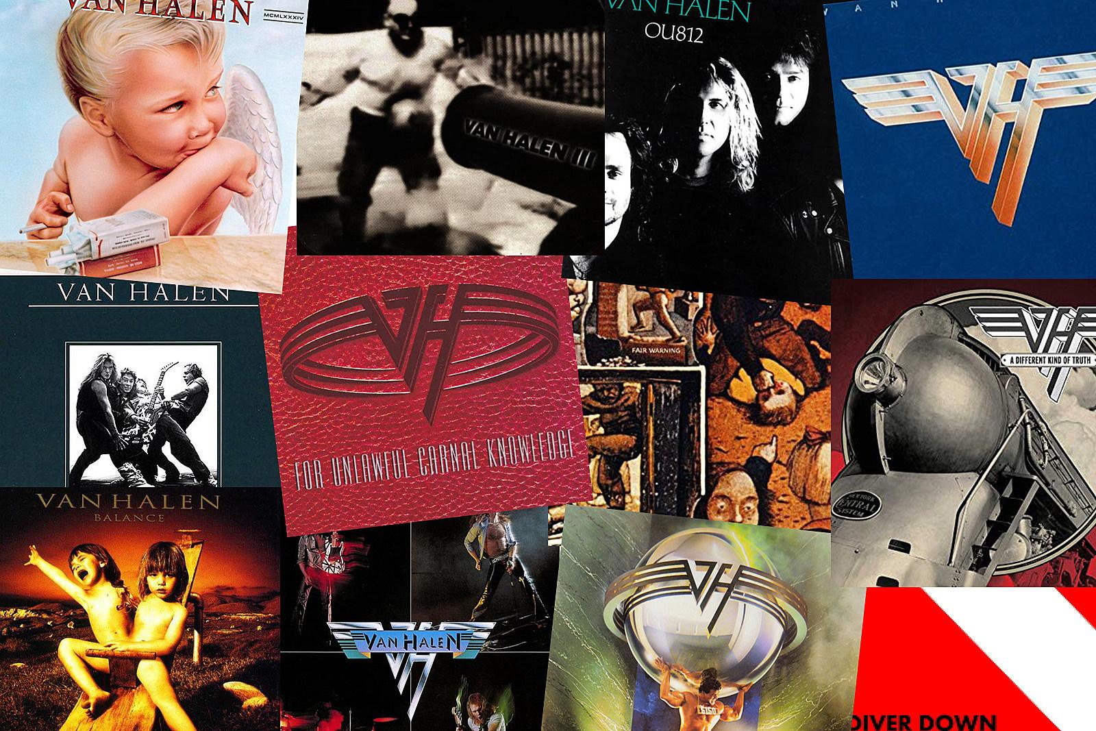 Van Halen: Last Great, Last Good, First Bad Album Roundtable