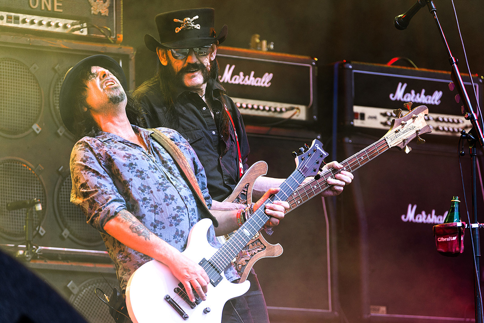 Phil Campbell Recalls Meeting Lemmy: 'It Scared the S— Out of Me'