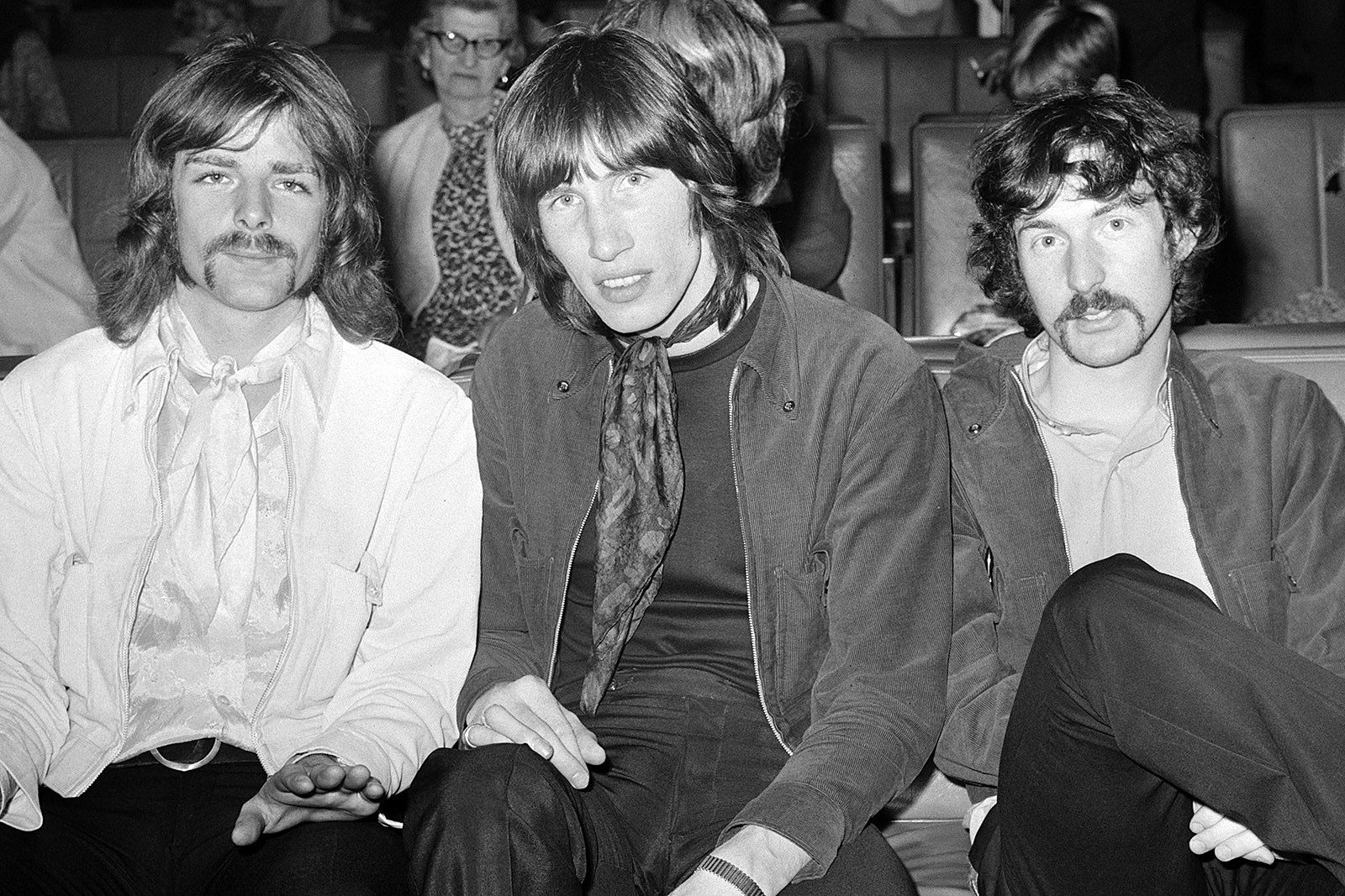 Nick Mason Recalls First Meeting Roger Waters and Rick Wright