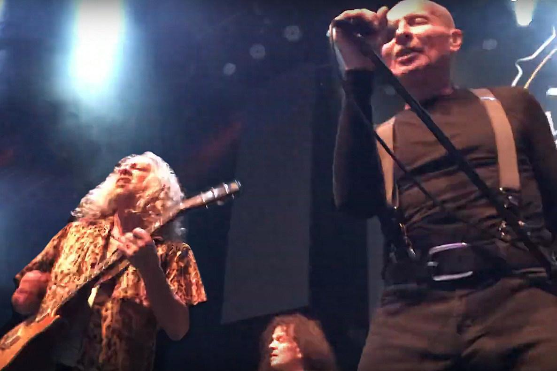 Watch Kirk Hammett Guest With UFO
