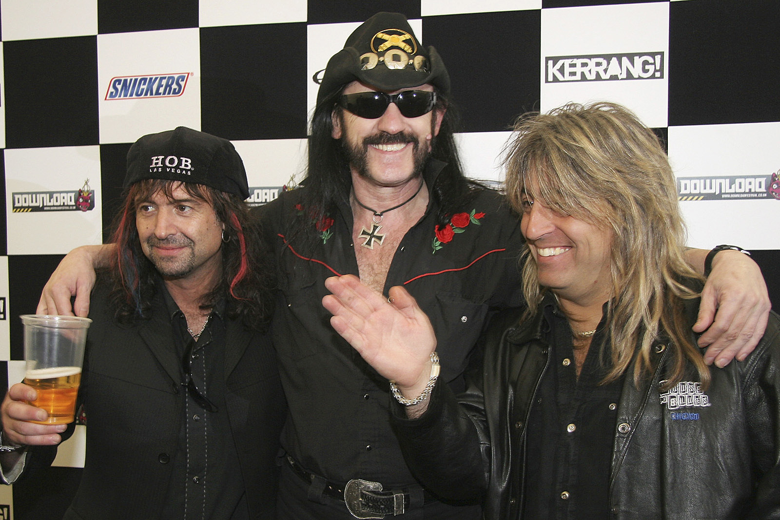 Mikkey Dee, Phil Campbell Added to Motorhead's Rock Hall of Fame Nomination