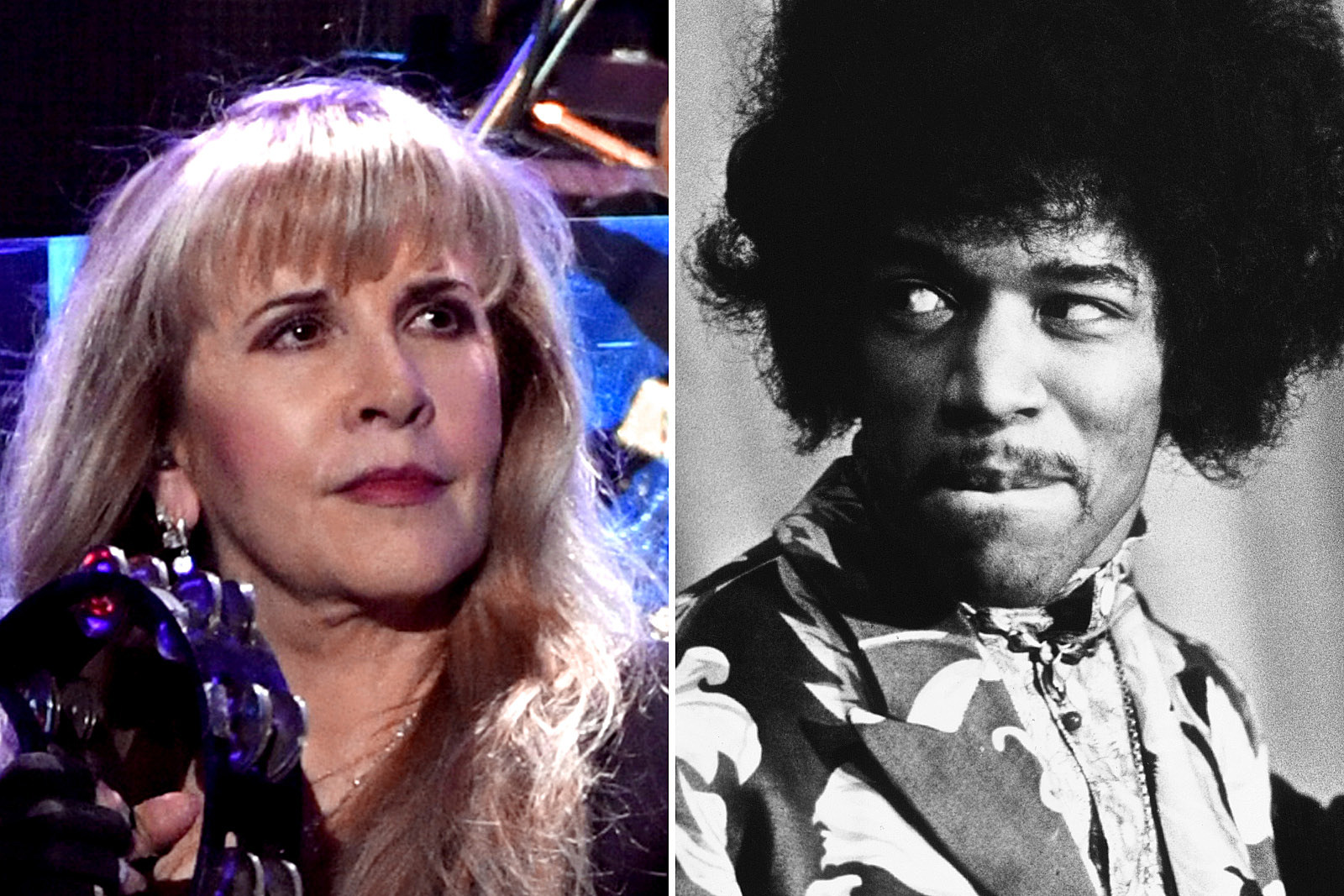 Stevie Nicks Recalls the Moment Jimi Hendrix Dedicated a Song to Her