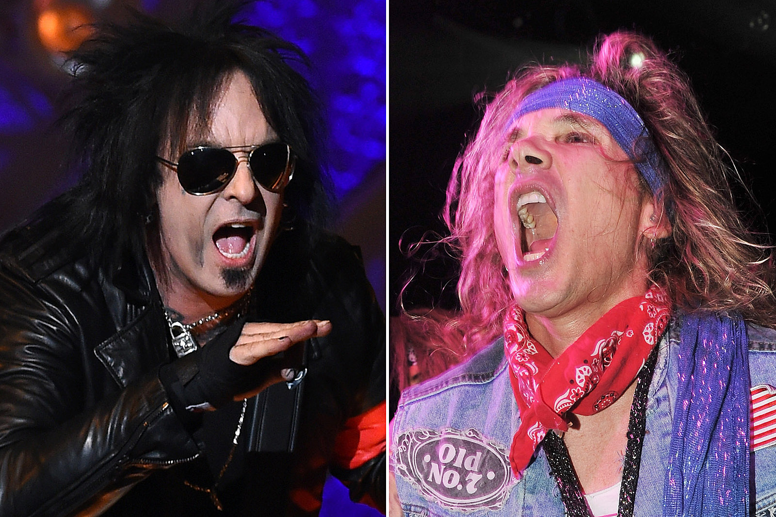 Steel Panther Suggest Nikki Sixx is a Hypocrite