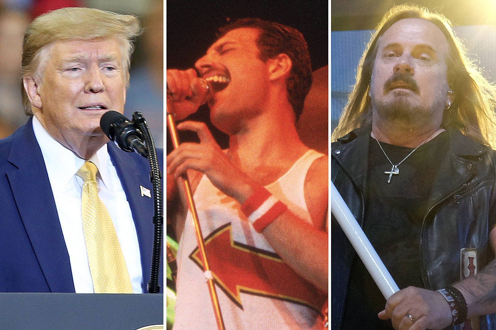 Queen Slam Donald Trump for Using Their Music
