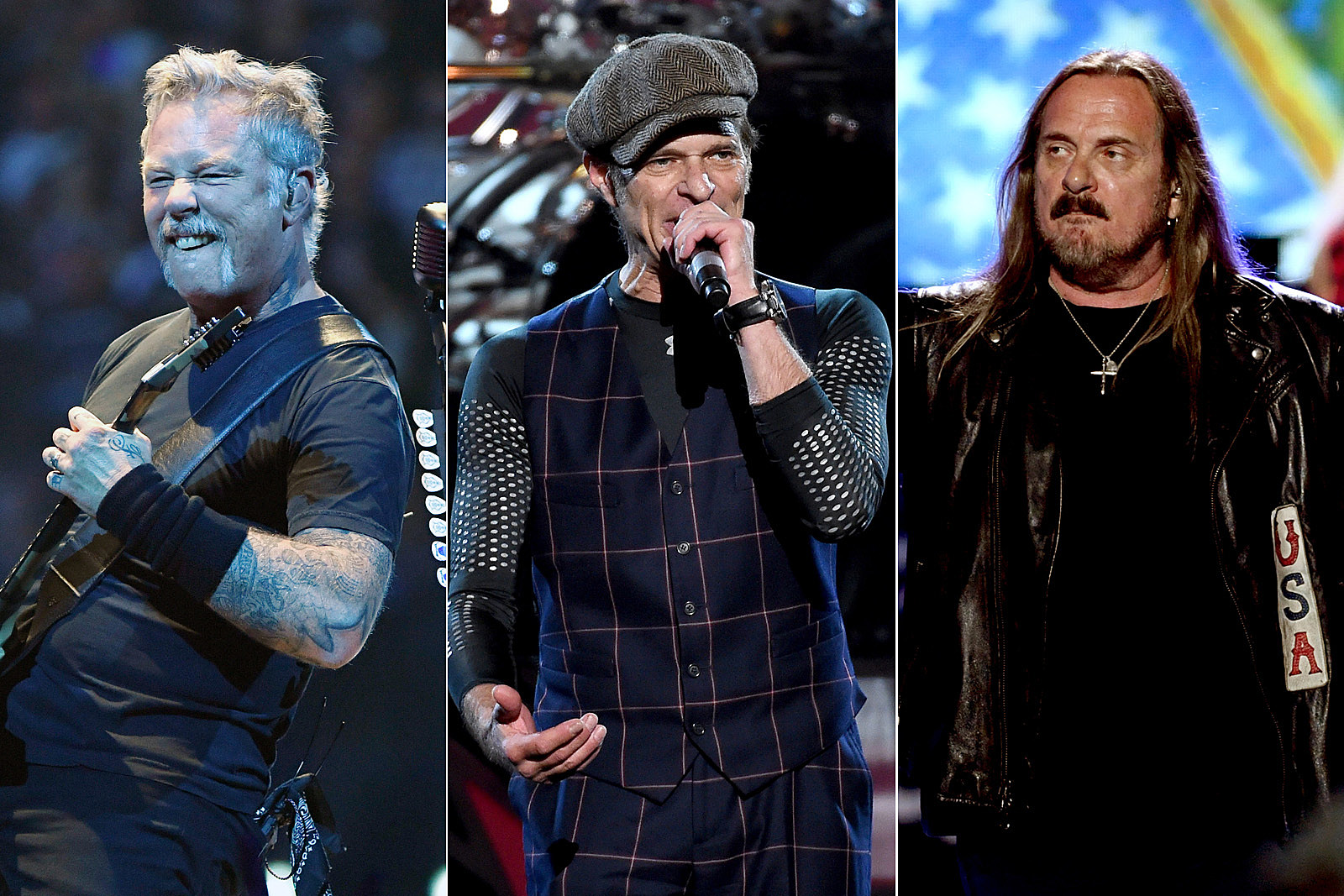 David Lee Roth, Skynyrd Join Metallica at Epicenter Festival