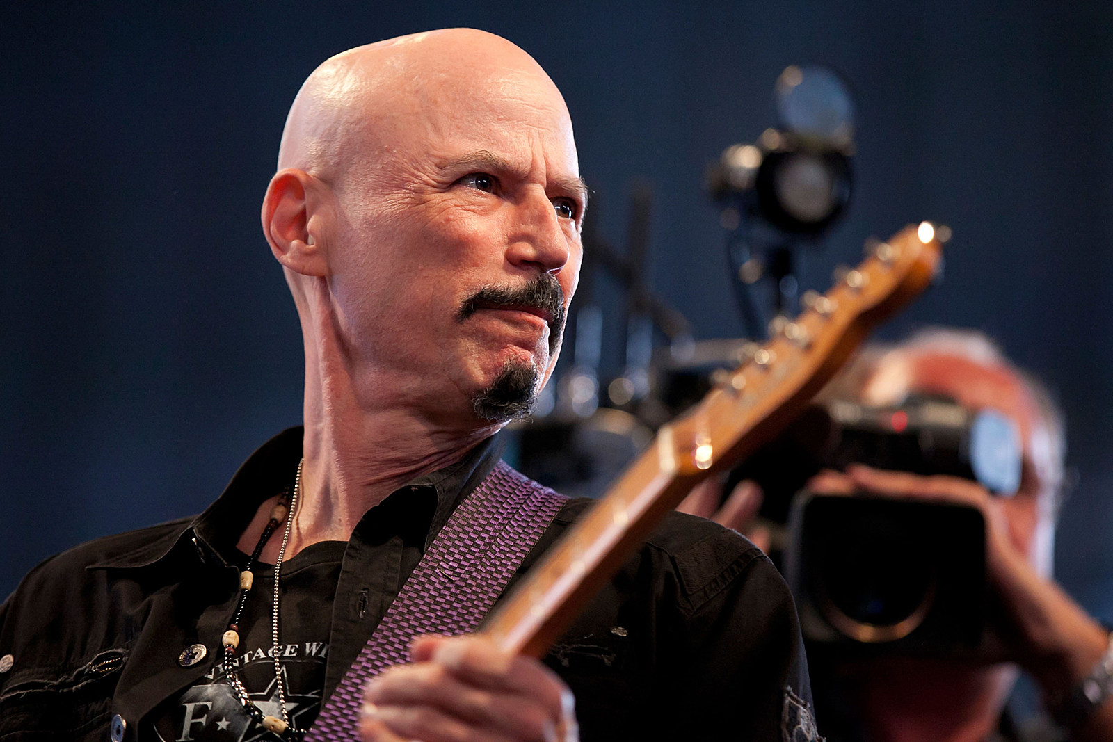 Bob Kulick Outlines Hopes for Kiss Dispute Resolution