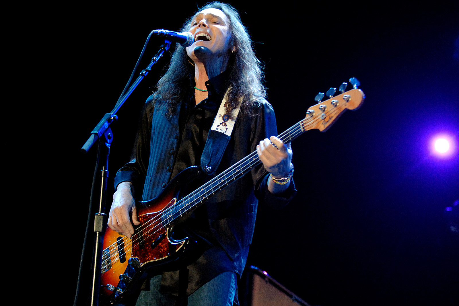 Listen to Timothy B. Schmit's New Song 'The Good Fight'