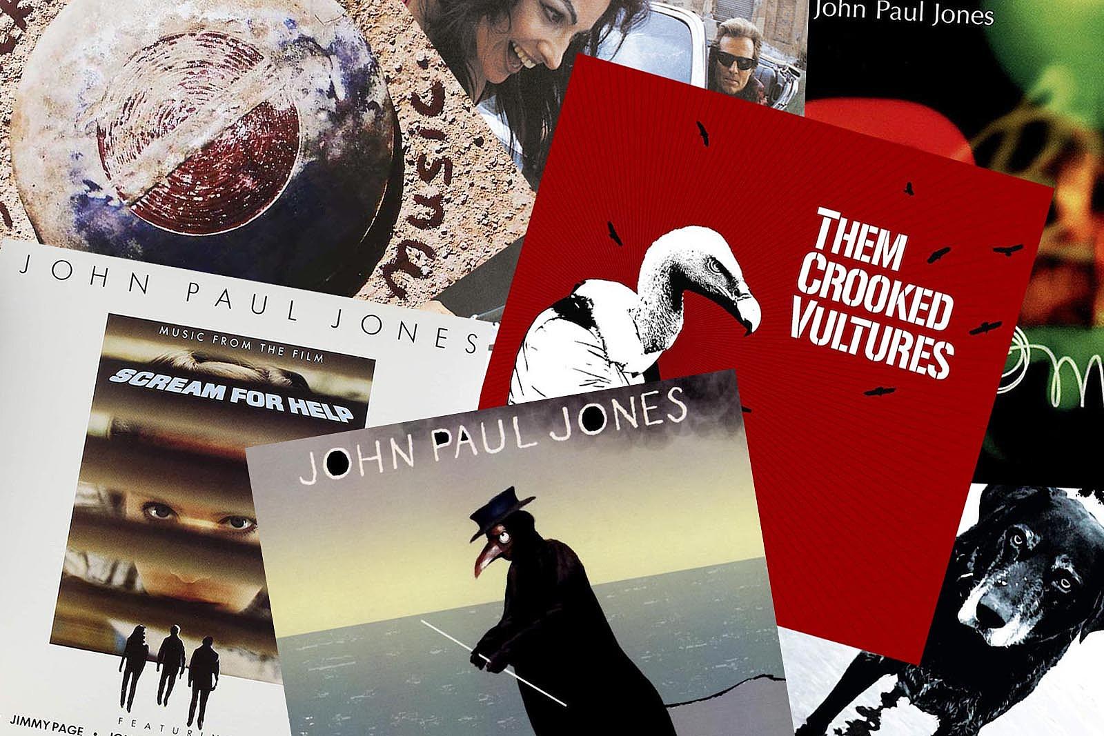 John Paul Jones Discography