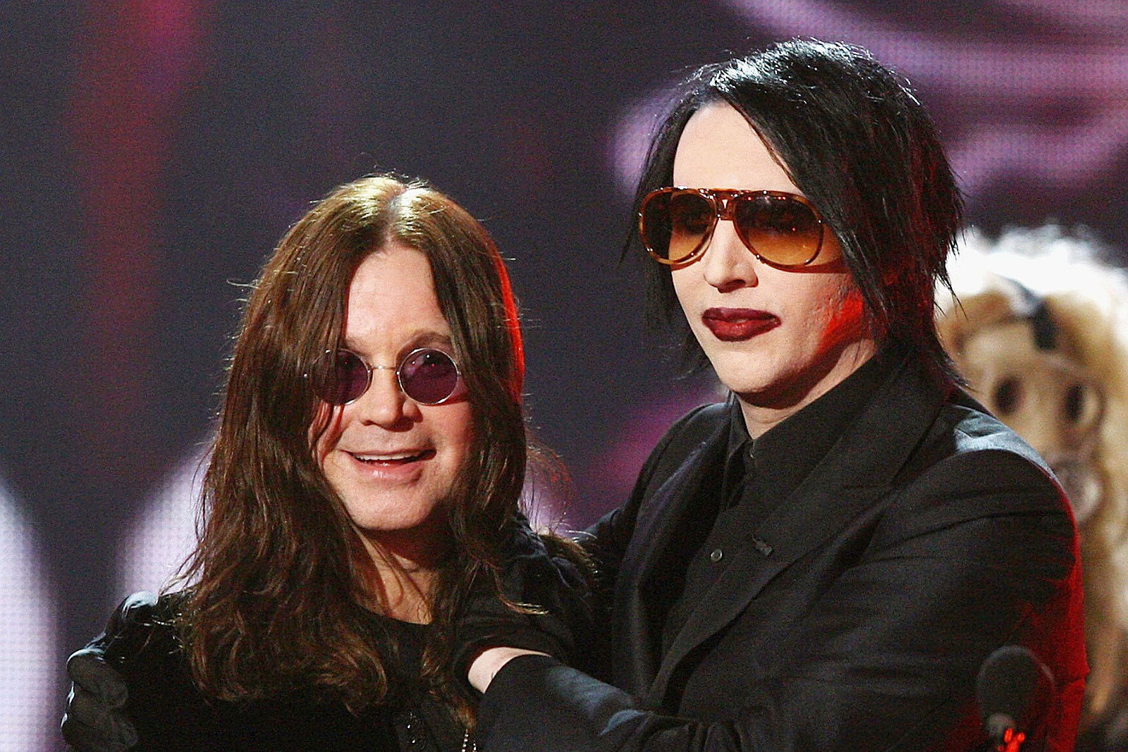Marilyn Manson to Open for Ozzy Osbourne on 2020 Tour