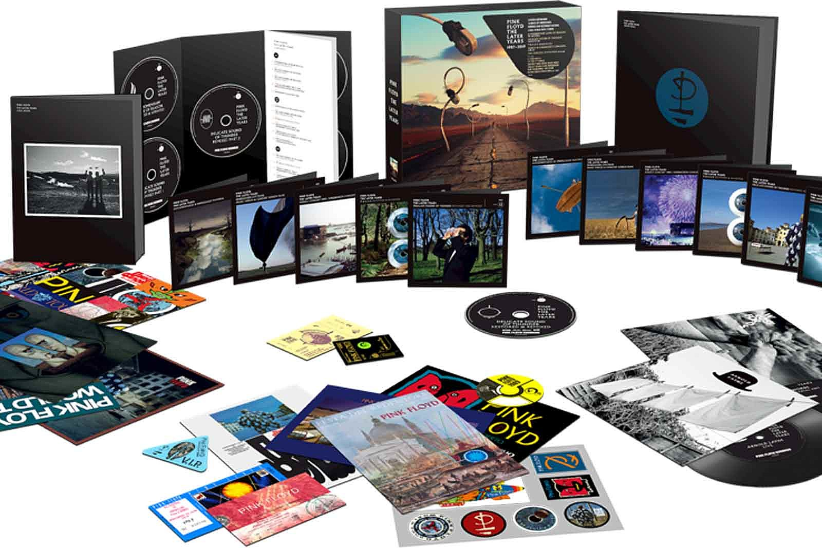Pink Floyd, 'The Later Years': Album Review