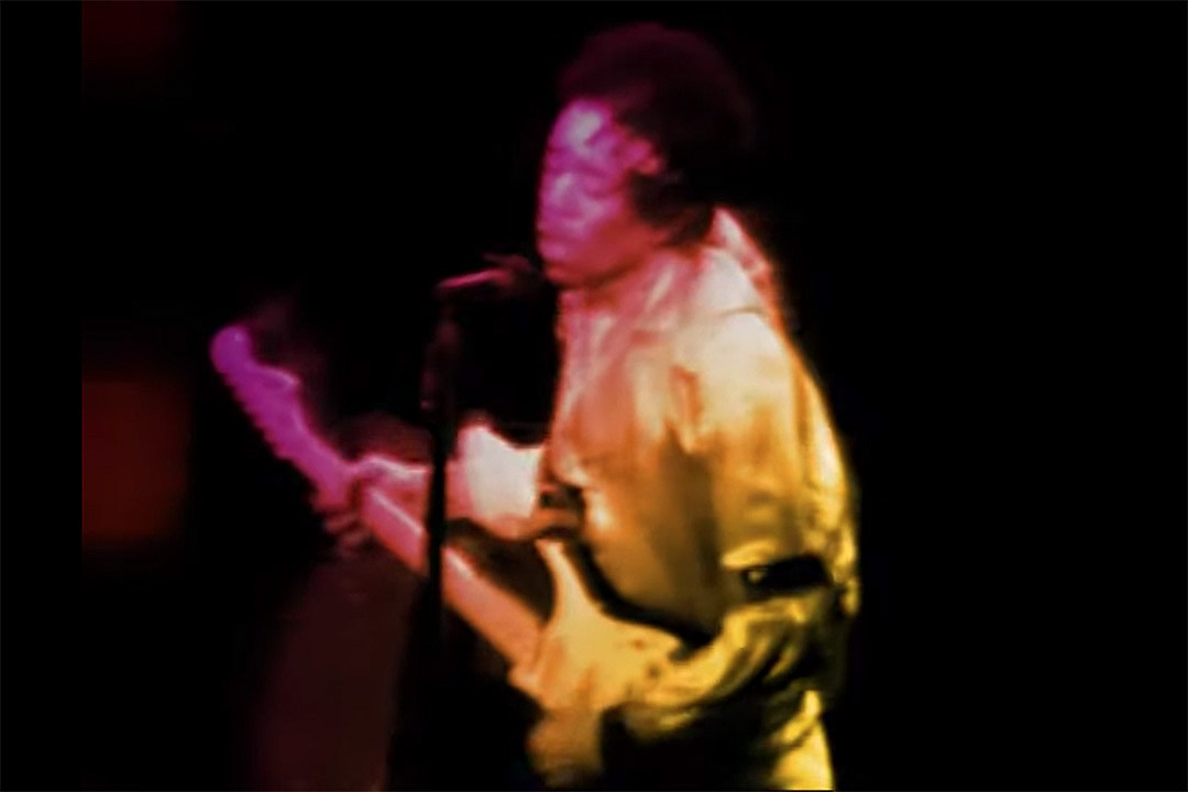 Watch Buddy Miles Recall Jimi Hendrix and Band of Gypsys