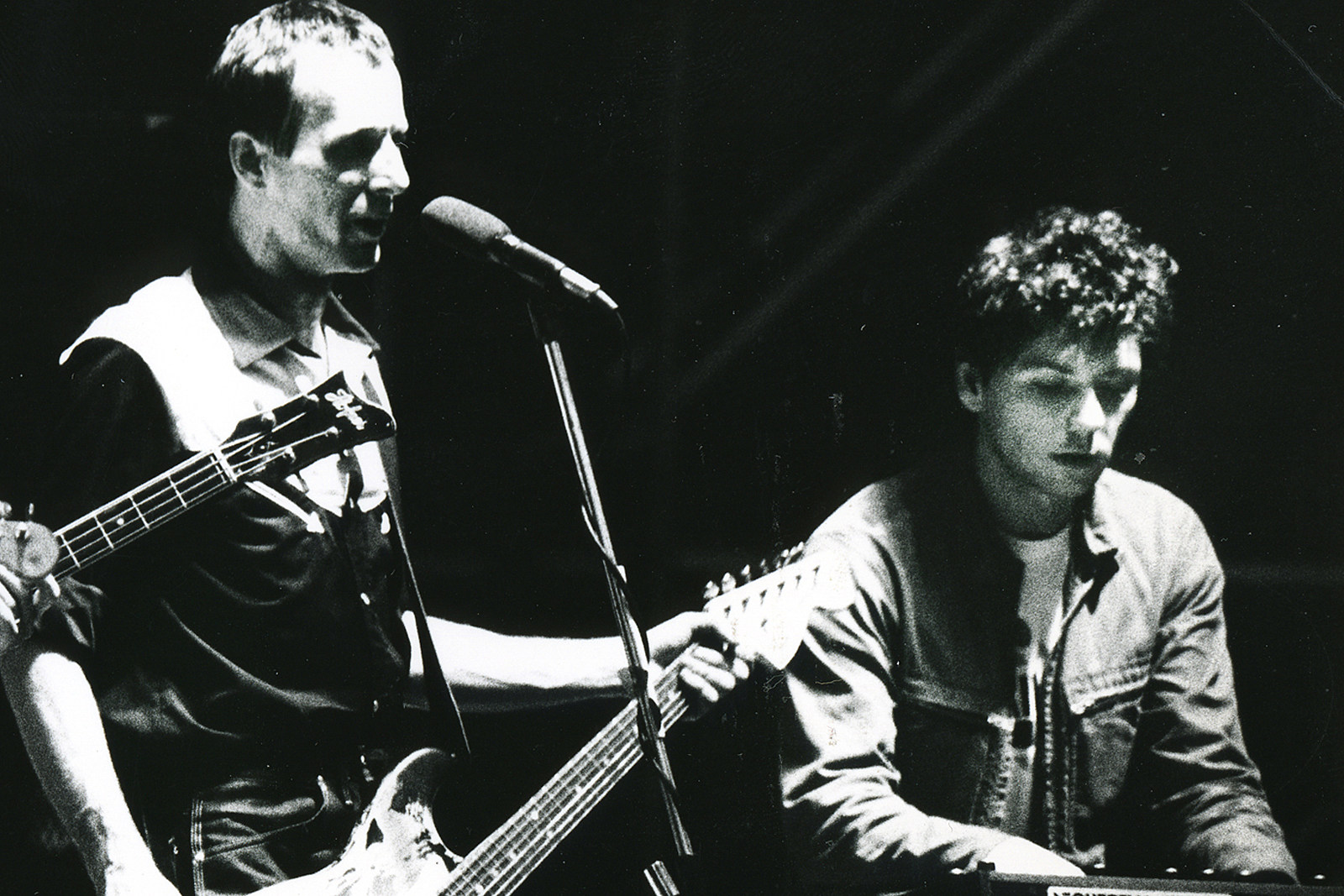 Adrian Belew and Talking Heads' Jerry Harrison Plan 'Remain in Light' Tour