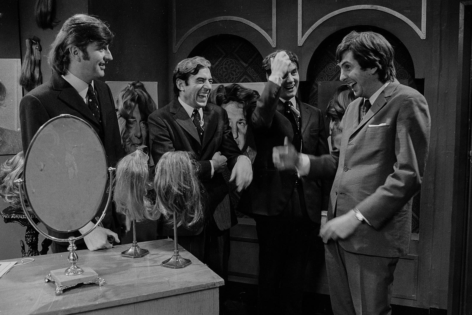 45 Years Ago: 'Monty Python's Flying Circus' Says Goodbye