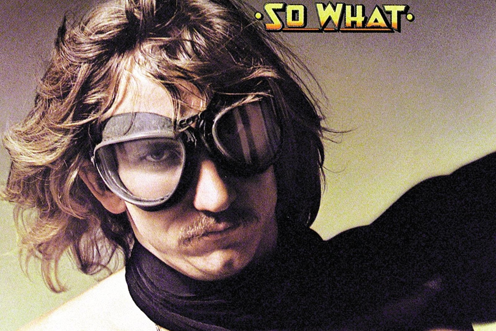 45 Years Ago: Why Joe Walsh Got Serious With 'So What'