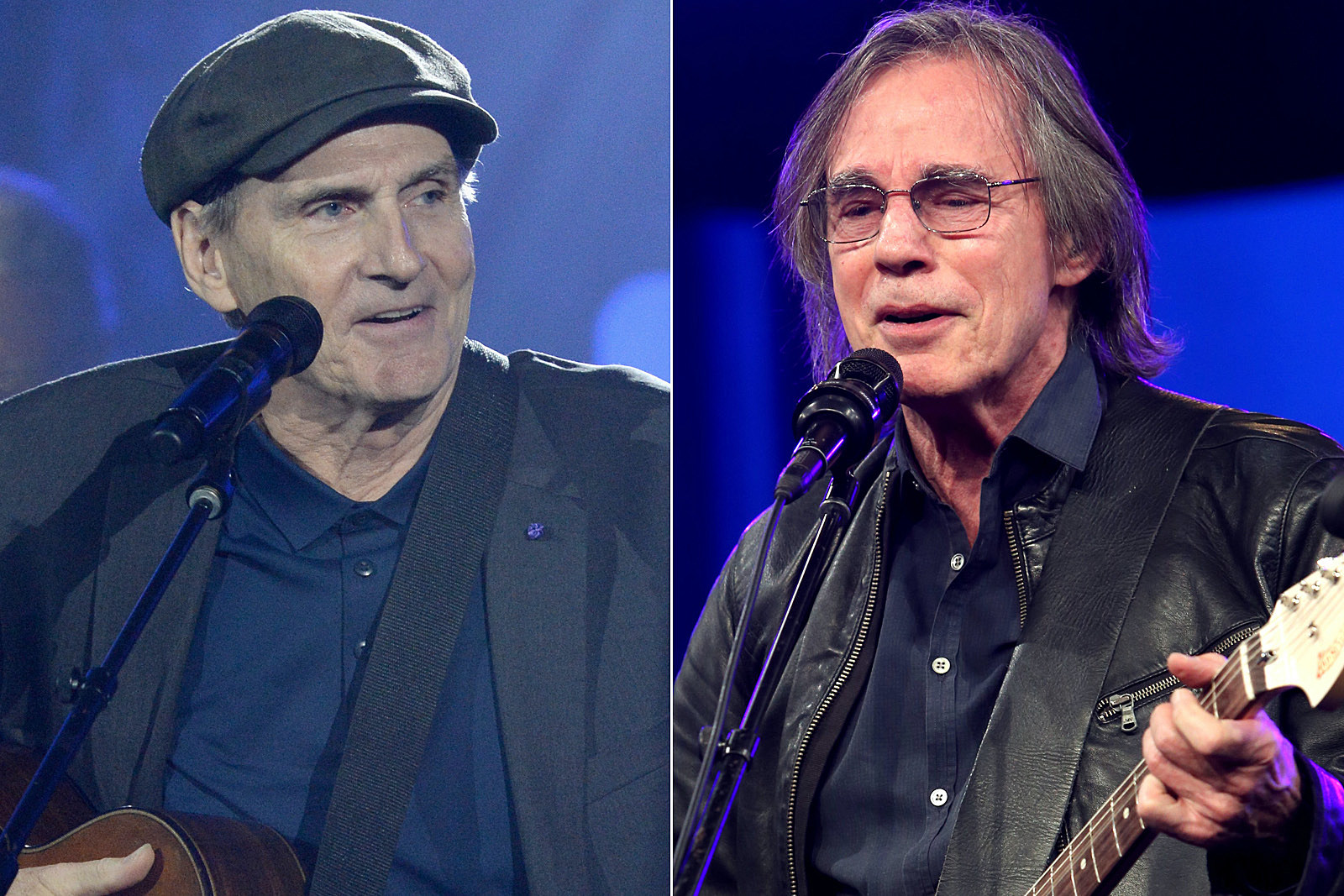 James Taylor Announces New Album, Tour With Jackson Browne