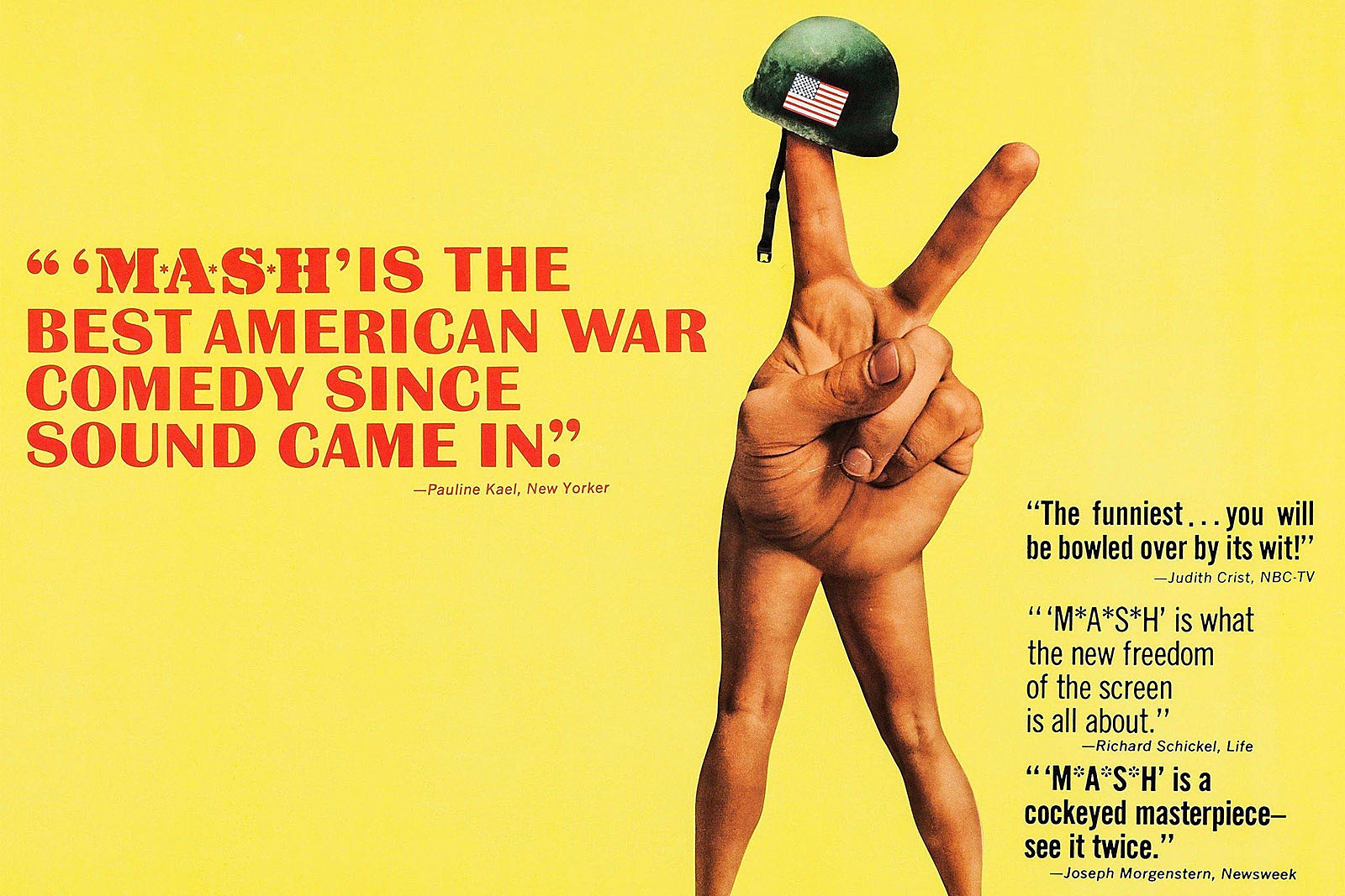 50 Years Ago: 'M*A*S*H' Revolutionizes the War Movie