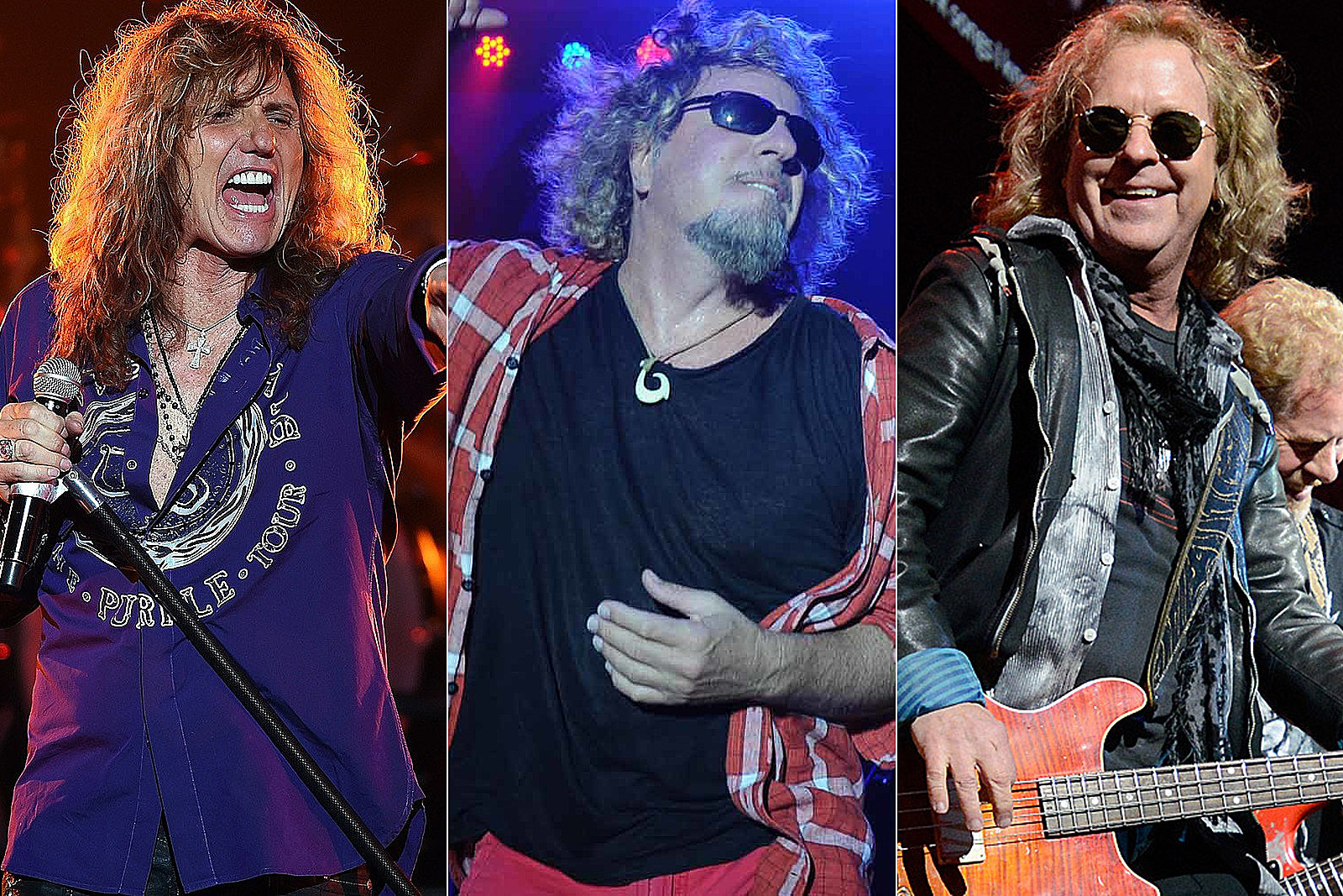 Sammy Hagar Teases Summer Tour With Whitesnake, Night Ranger