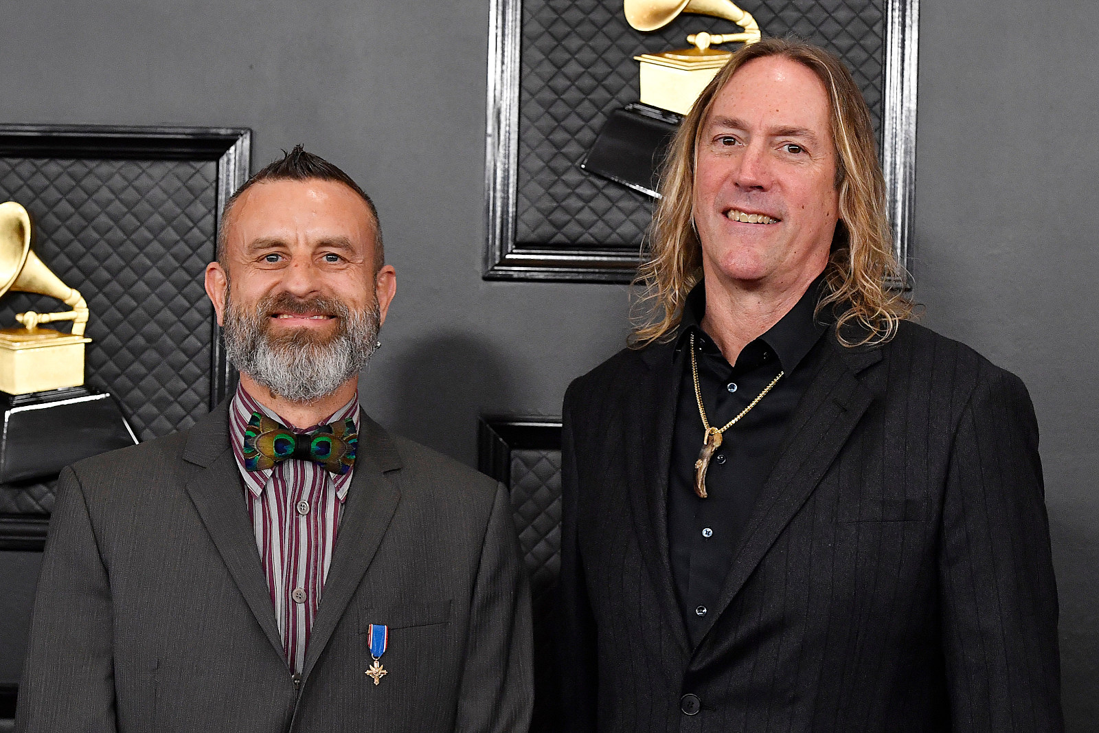 Tool Honor 'Good Friend' Neil Peart in Grammy Acceptance Speech