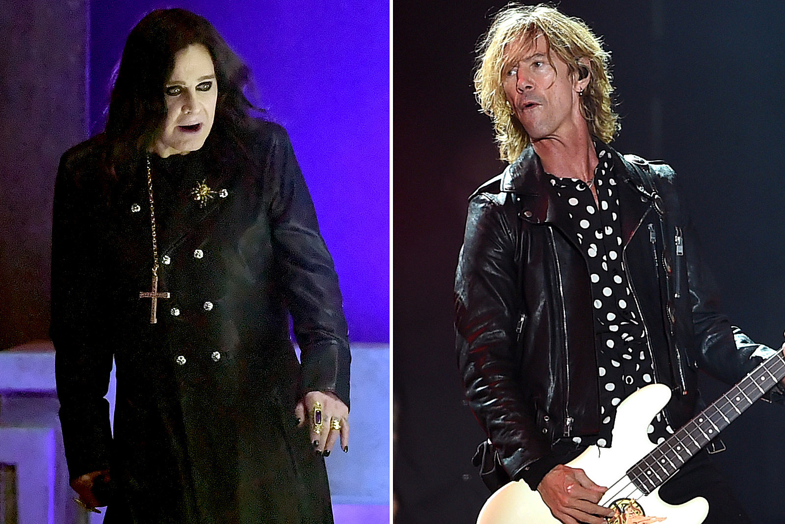 Ozzy Osbourne Album Could Have Gone 'Sideways in a Hot Second' Says Duff McKagan