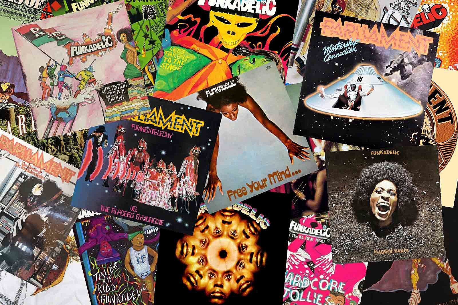 Funkadelic and Parliament Albums Ranked Worst to Best