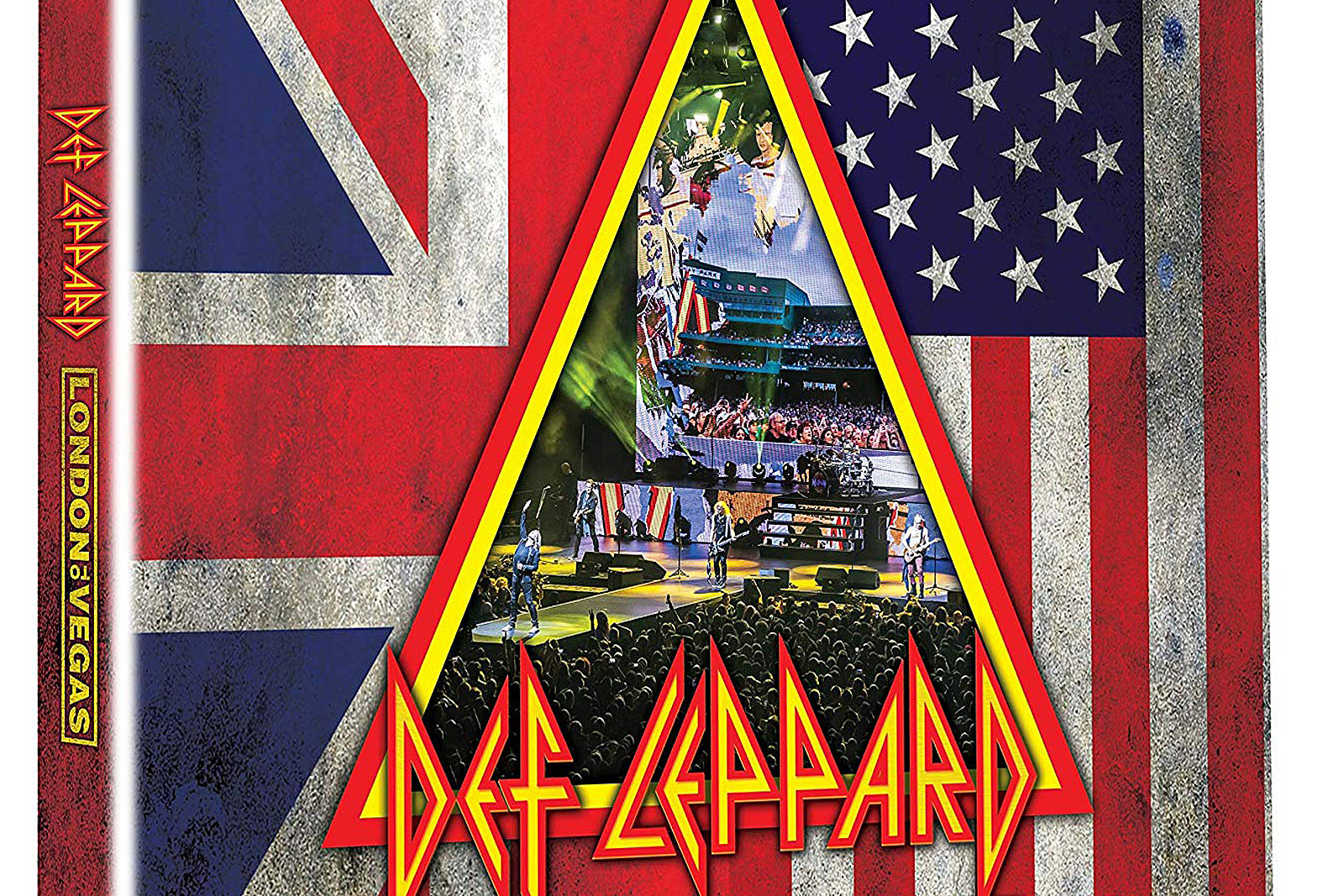 Def Leppard 'London to Vegas' Live Set Reportedly Coming Soon
