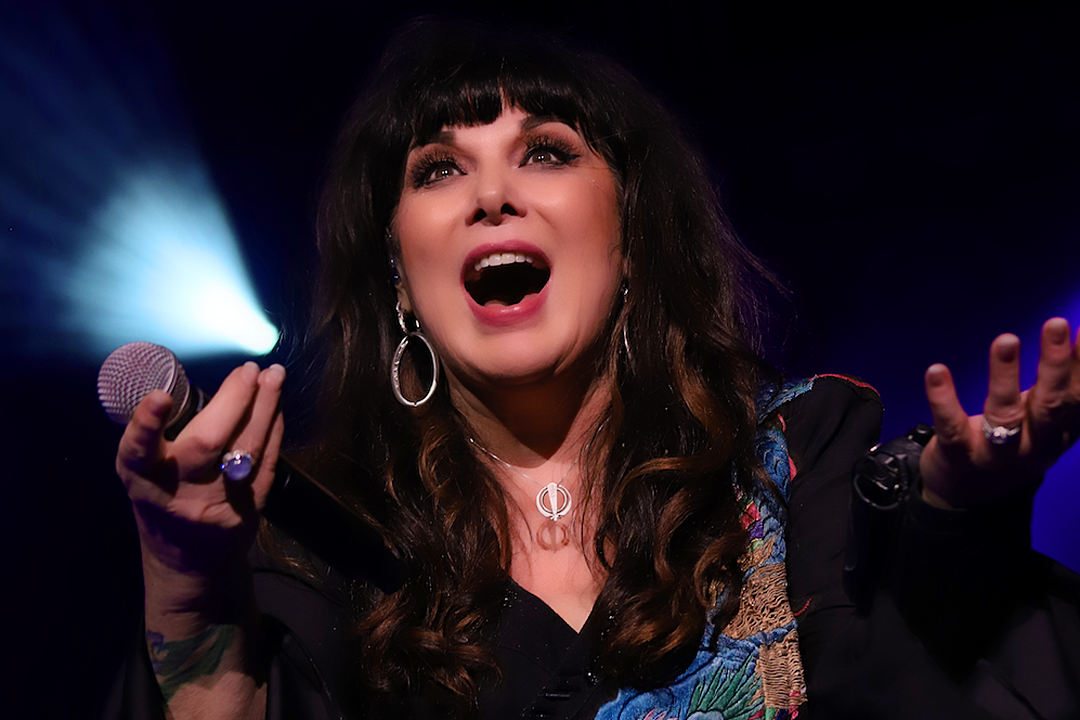 Ann Wilson Announces 2020 U.S. Tour