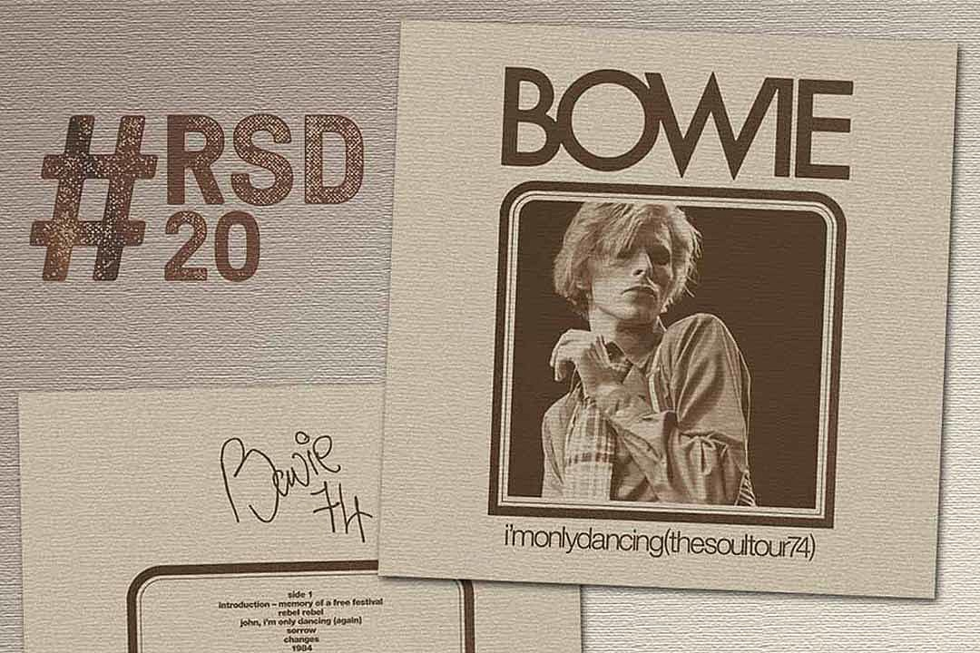 David Bowie Live Album to Be Released for Record Store Day