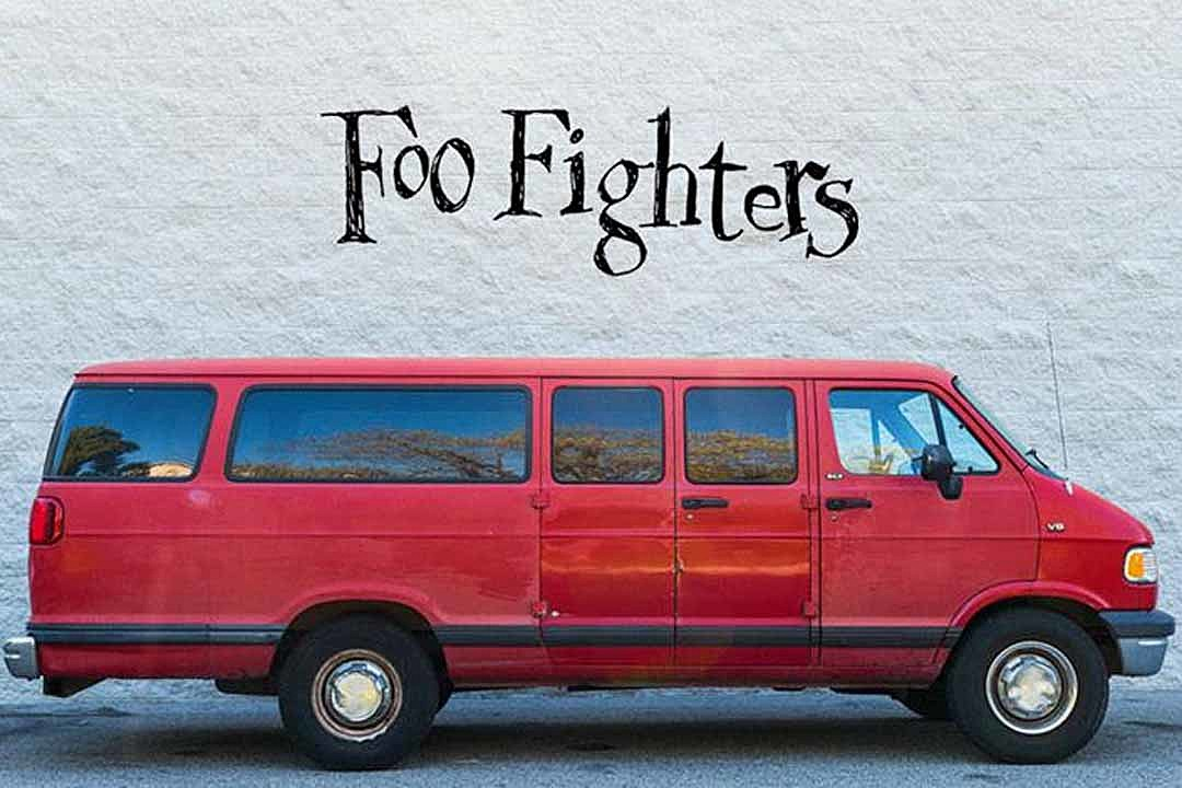 Foo Fighters Announce the Van Tour 2020