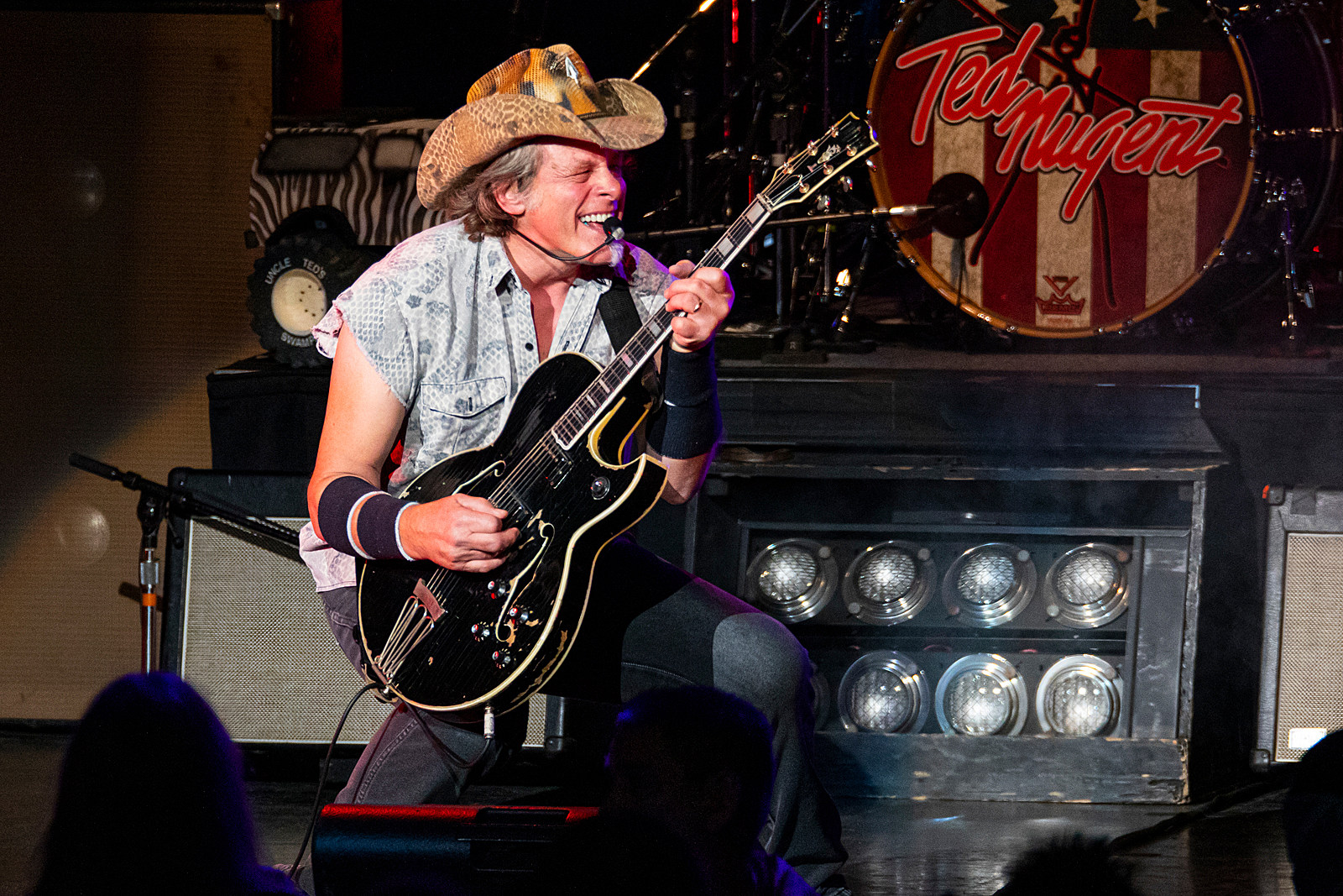 Ted Nugent Announces Summer 2020 'Best @#%! Tour Ever!' Dates