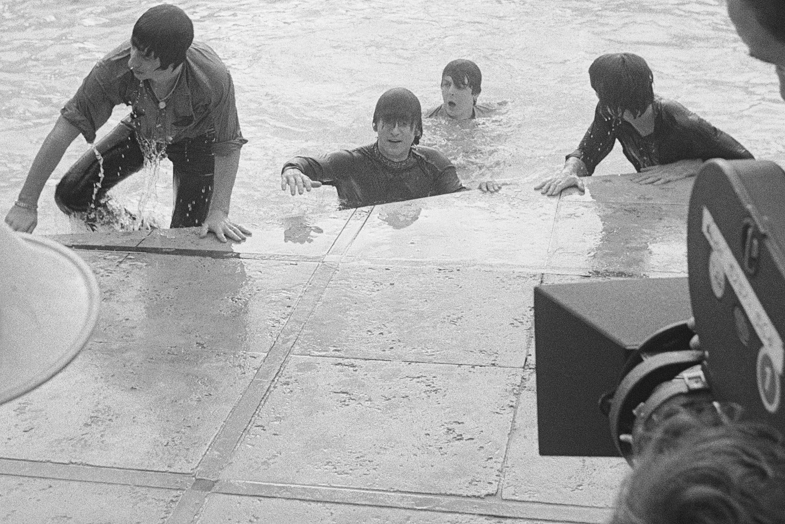 55 Years Ago: The Beatles Start Shooting 'Help!'